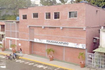 Habilitan seis  calabozos en sede de Poliguaicaipuro