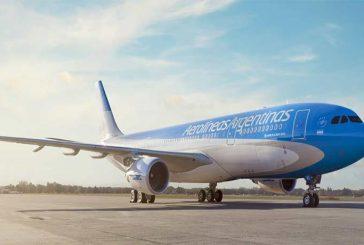 Aerolíneas Argentinas canceló su único vuelo a Caracas de manera indefinida
