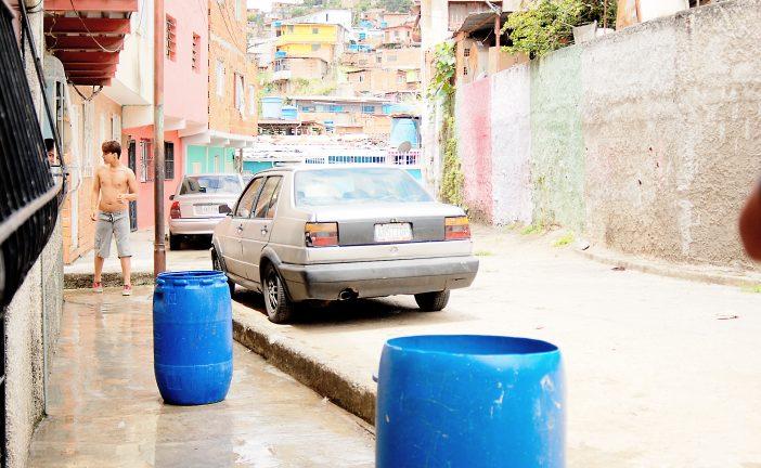 Corpomiranda habilitó cisterna  en José Gregorio Hernández