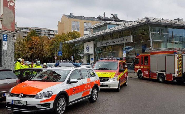 Detenido un hombre tras herir a cinco personas con un cuchillo en Múnich
