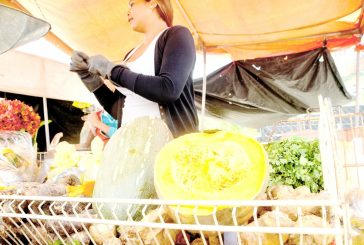 "Comunidades reciben talleres  ""Come Sano y Alternativo"""