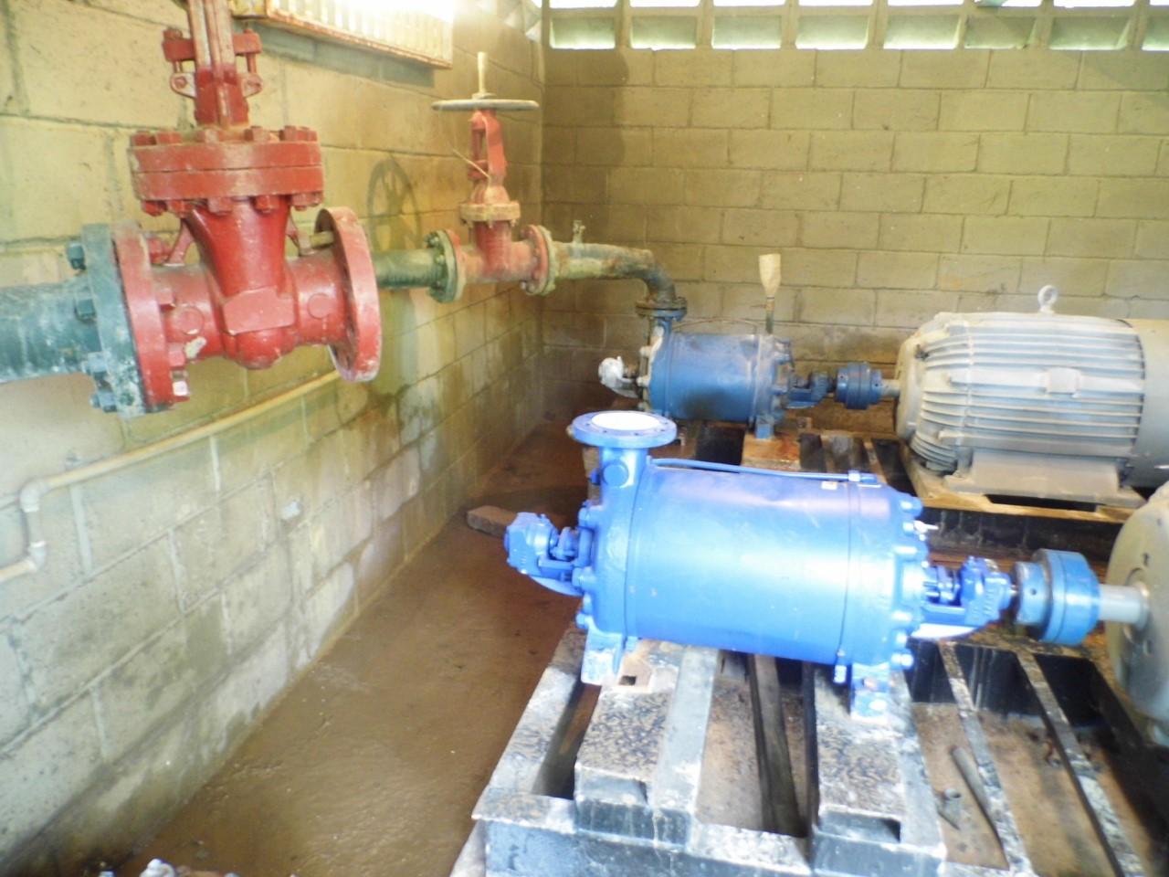 Bomba de agua garantizará el servicio a 11 mil habitantes