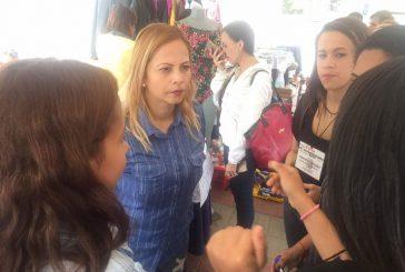En Carrizal realizaron primera  Feria de Emprendedores del 2017