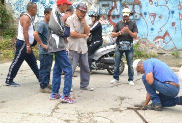 Alcaldía de Carrizal gestiona repuesta de Hidrocapital a comunidad Simón Bolívar