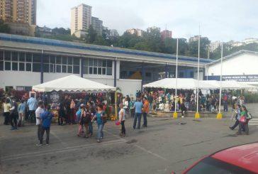 """Feria """"Aquí es Posible"""" se quedará hasta el domingo en el Complejo Los Salias"""