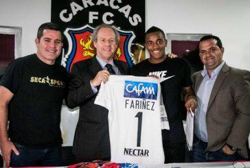 ¡Oficial! Wuilker Fariñez estampó su firma con el Millonarios