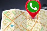 Whatsapp permite dar ubicación del usuario en tiempo real