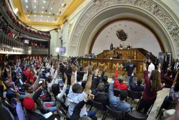 ANC aprueba la Ley Constitucional contra el Odio