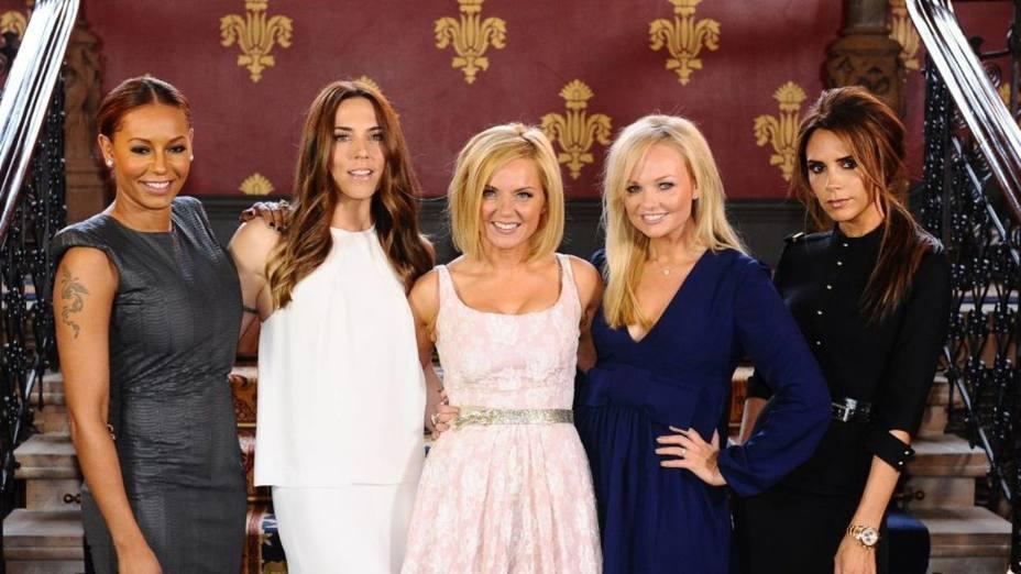 Spice Girls se reunirán en 2018 para un programa especial