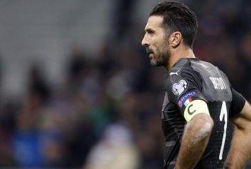 Italia y Buffon se quedan fuera de Rusia 2018