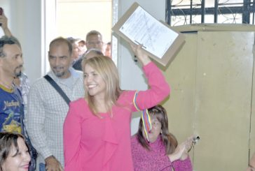 Wisely Álvarez es la abanderada  del PSUV a la Alcaldía