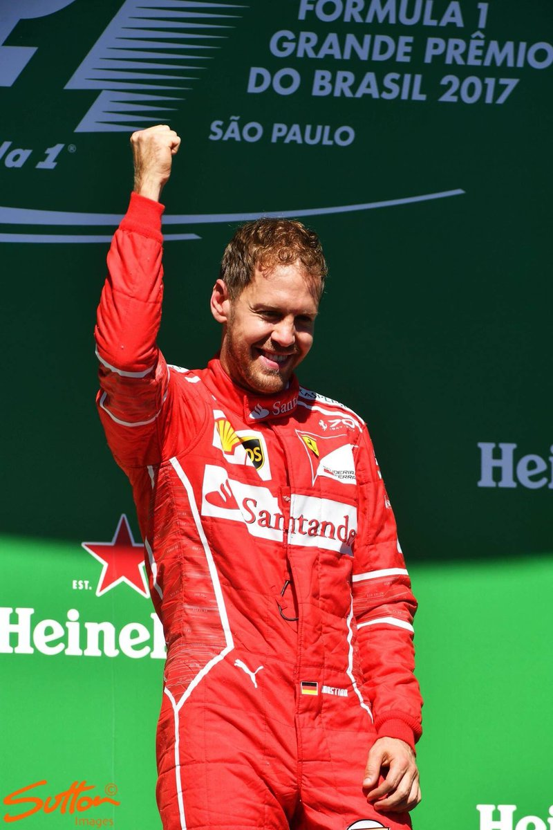 Vettel gana el Gran Premio de Brasil de Fórmula 1