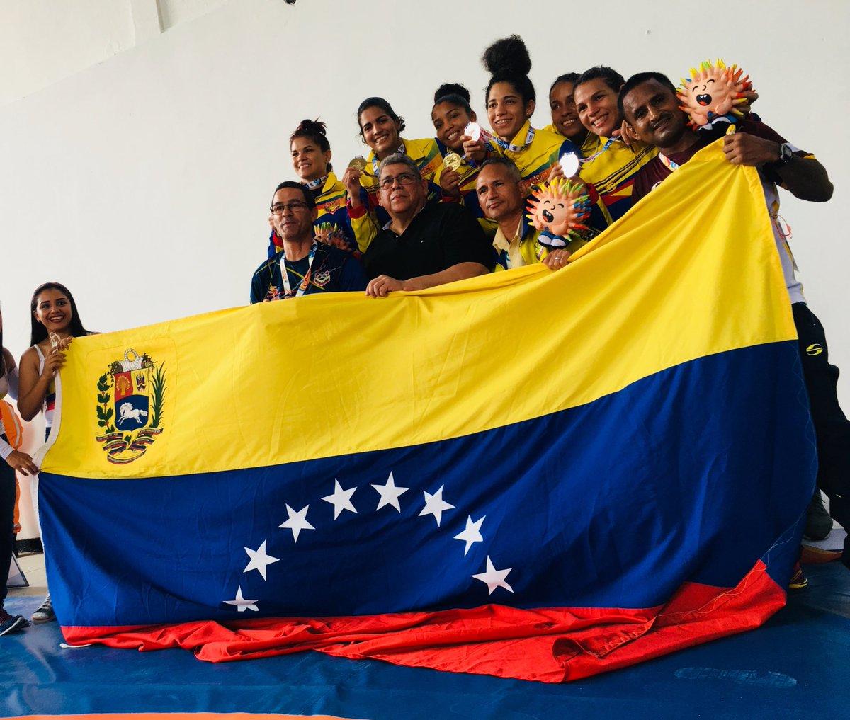 Venezuela conquista 17 medallas en el arranque de los Juegos Bolivarianos 2017