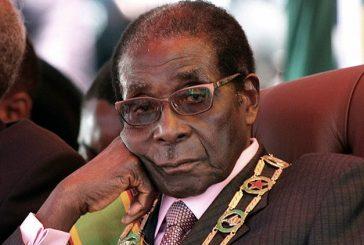 Mugabe confirmó que está detenido en su casa pero afirma que se encuentra bien