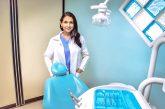 Sara Colmenares, profesional de la odontología que disfruta ser madre