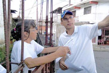 Ovidio Lozada: mi candidatura  representa la única cara opositora