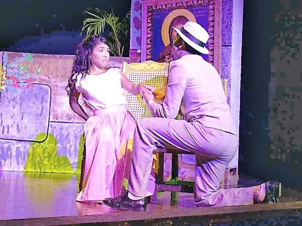 Con obra sobre el 27-F  cerró IV Festival de Teatro