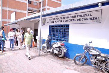 Se fugan presos de Policarrizal
