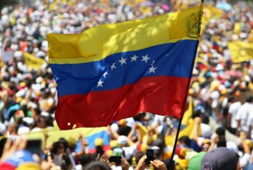 Autoridades aseguran que venezolanos participan en protestas en Colombia