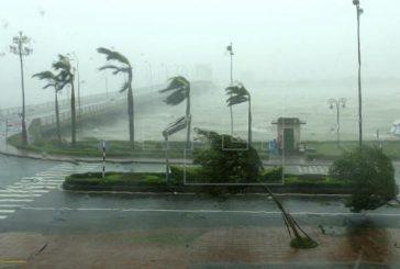 Al menos 27 muertos y 22 desaparecidos debido al tifón Damrey en Vietnam