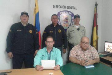 Director Gustavo Jiménez señala que ICAP investigaba a funcionarios detenidos por robo