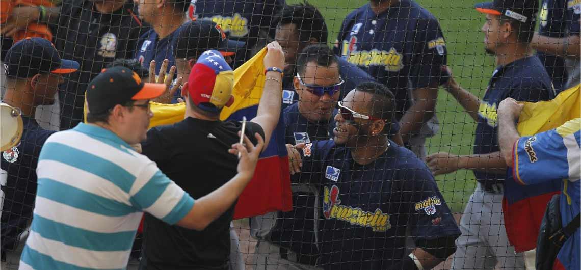 La tribu usará la camisa de Venezuela en la Serie del Caribe