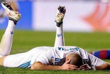 El Madrid sigue en caída libre