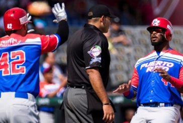 Puerto Rico vapuleó a Venezuela para alcanzar la clasificación