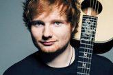 Ed Sheeran fue nombrado como el artista con más números de ventas