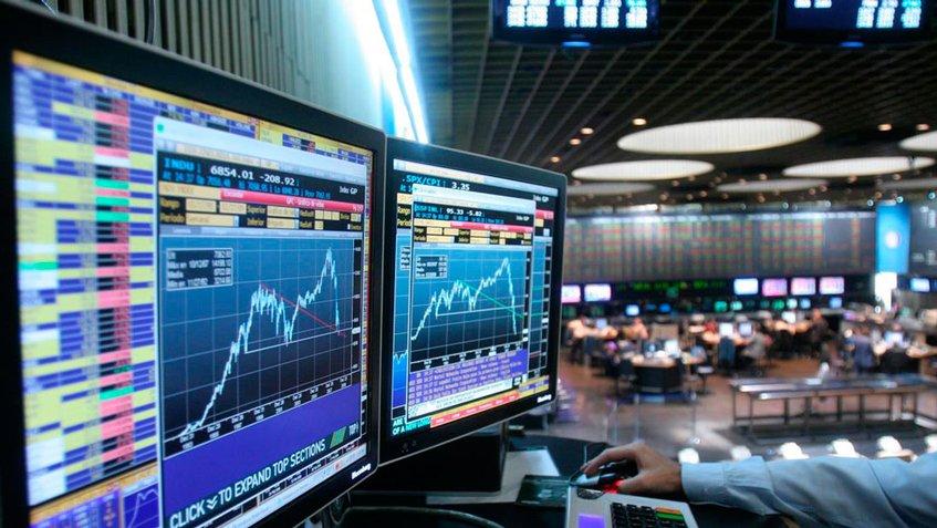Bolsa de Buenos Aires cerró con desplome de 4,42%