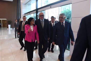 Reanudan diálogo entre Gobierno y MUD en República Dominicana