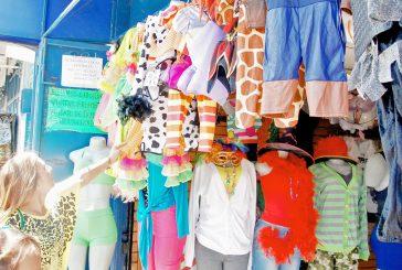 Disfraces reusados serán  la moda estos Carnavales