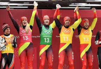 Juegos de Invierno: Alemania sigue comandando el medallero de Pyeongchang-2018