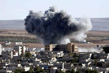 Aviones no identificados sostuvieron intensos bombardeos sobre Siria