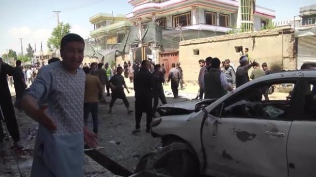 Atentado del Estado Islámico deja 60 muertos en Kabul