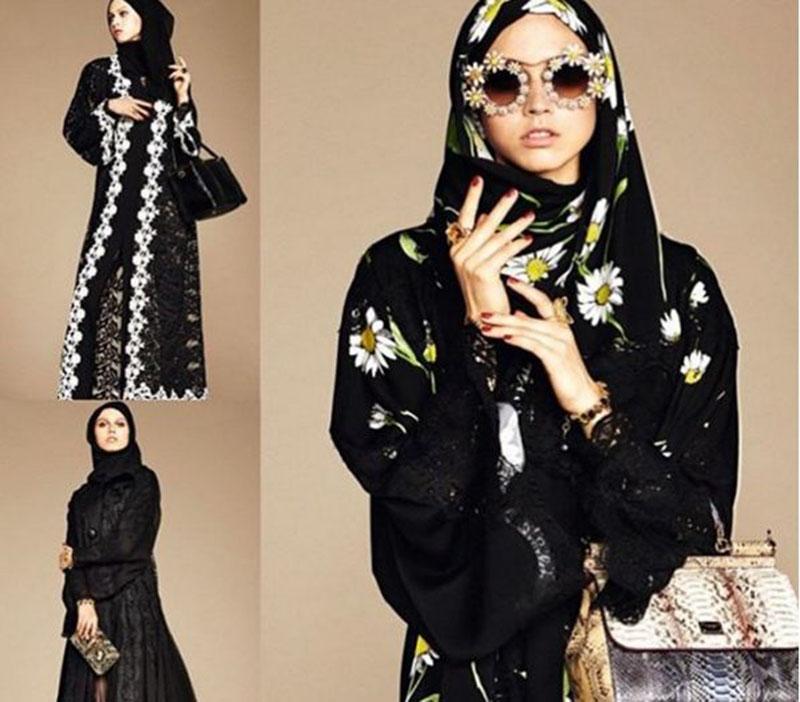 62017f58f0 Dolce & Gabana presenta su primera colección para musulmanas ...