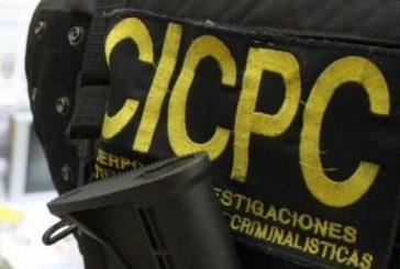 Funcionarios  del Cicpc fue ultimado  en Caricuao