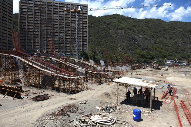 Para El 2017 Estiman Culminar El Estadio De Los Tiburones De La