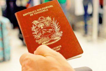Costo del pasaporte podría ser de Bs. 16.000