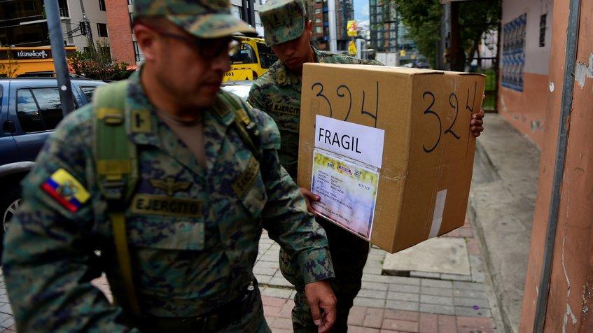Ecuatorianos eligen este domingo al sucesor de Rafael Correa