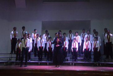 Orquesta Sinfónica se presentó en el teatro Lamas