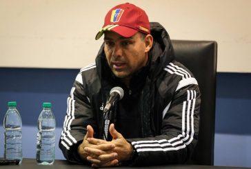 Contrato de Dudamel es renovado hasta el 2022 como seleccionador de Venezuela