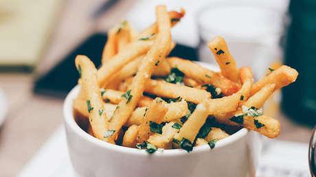 Las papas fritas reducen nuestros años de vida