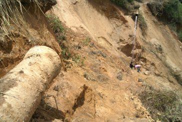 Más de 10 mil familias  de Retamal están sin agua