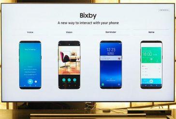 Samsung lanza su asistente virtual Bixby