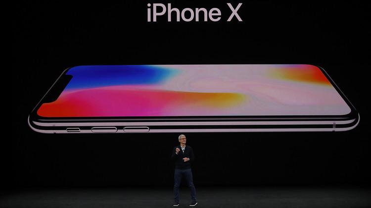 Apple presenta sus iPhone 8, iPhone 8 Plus y iPhone X