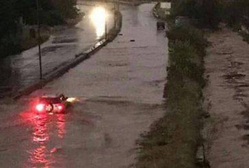 Reportaron inundación en Puerto Cabello tras el desborde de ríos