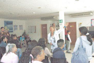Pronto Socorro atendió a 279  pacientes el fin de semana