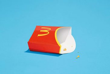 En esta minimalista campaña de McDonald's la comida ha desaparecido