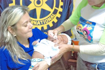 Hijos de la Unión realizó jornada de vacunación